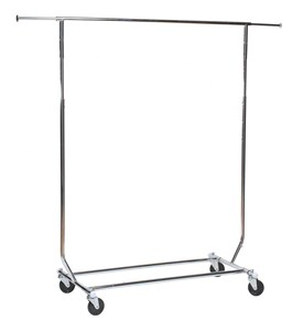 Portable Clothes Rack and Carrying Case Image