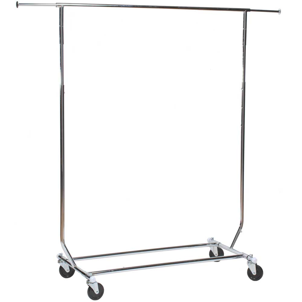 portable clothes rack and carrying case