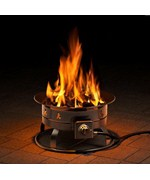 Portable Fire Pit by Heininger
