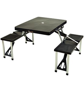 Portable Folding Picnic Table Image