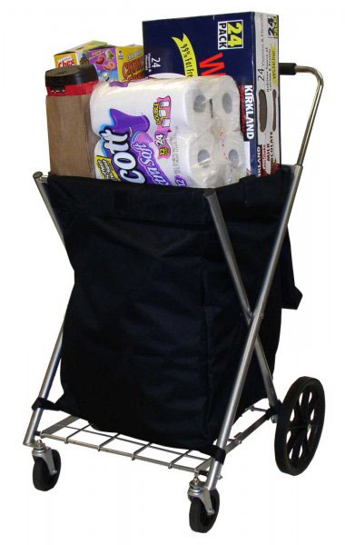 Portable Shopping Cart In Collapsible Shopping Carts
