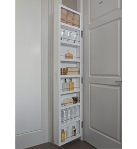 Portable Storage Closet - Mounted Image