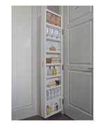 Portable Storage Closet - Mounted