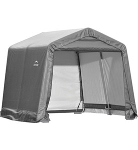 ShelterLogic Portable Storage Shed Image