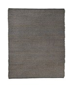 Portland Gray Jute Rug by Anji Mountain