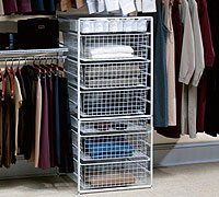 Stor-Drawer Basket Systems