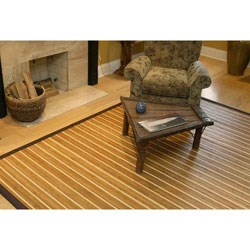 Premier Bamboo Rug by Anji Mountain Image