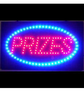 Prizes LED Sign by Neonetics Image