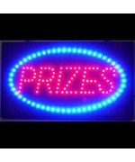 Prizes LED Sign by Neonetics