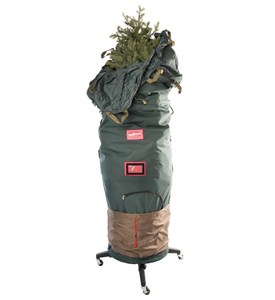Artificial Tree Storage Bag and Stand Image