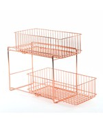 Pull Out Pantry Organizer - Copper