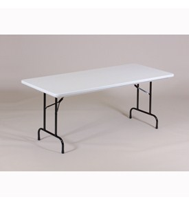 R-Series Heavy Duty Blow-Molded Folding Table by Correll Image