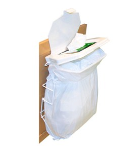 Rack Sack Kitchen Trash Can System Image