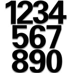 House Numbers Stainless Steel ddress Numbers - ^
