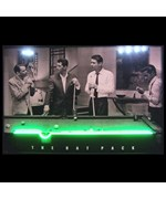 Rat Pack Neon LED Art Picture