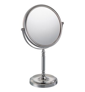 Double Sided Mirror - Chrome Image