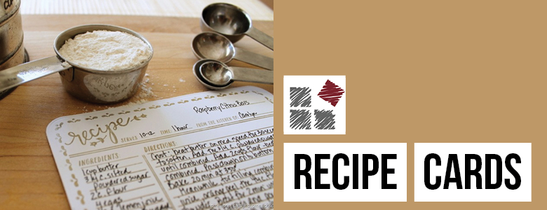 Recipe Cards and Dividers