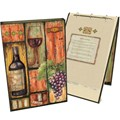 Recipe Book Binder - Wine Country