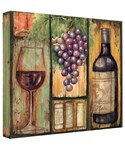 Recipe Card Binder - Wine Country