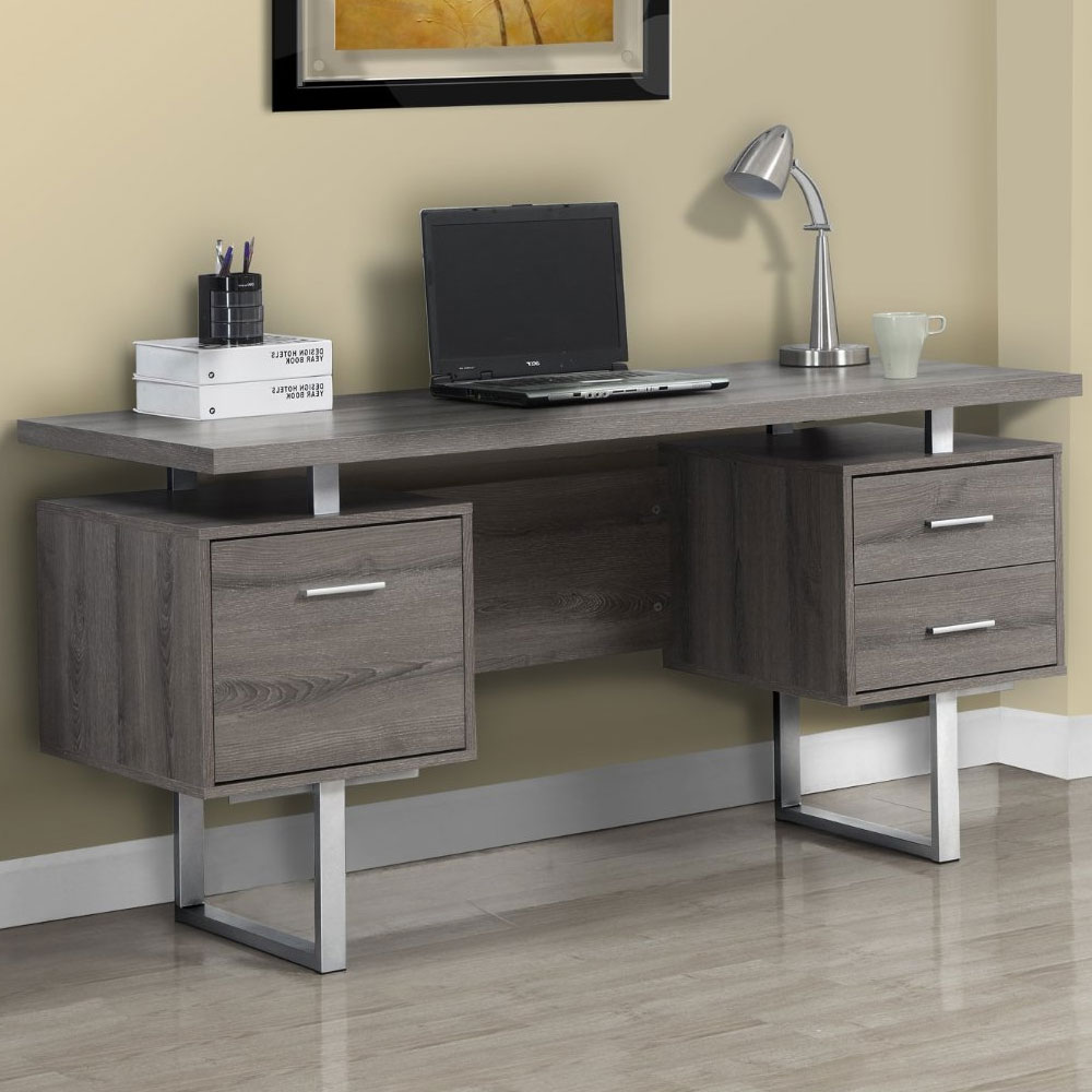 reclaimed wood office. Reclaimed Wood Desk - 60 Inch Image Office S