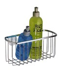 Stainless Rectangle Suction Basket