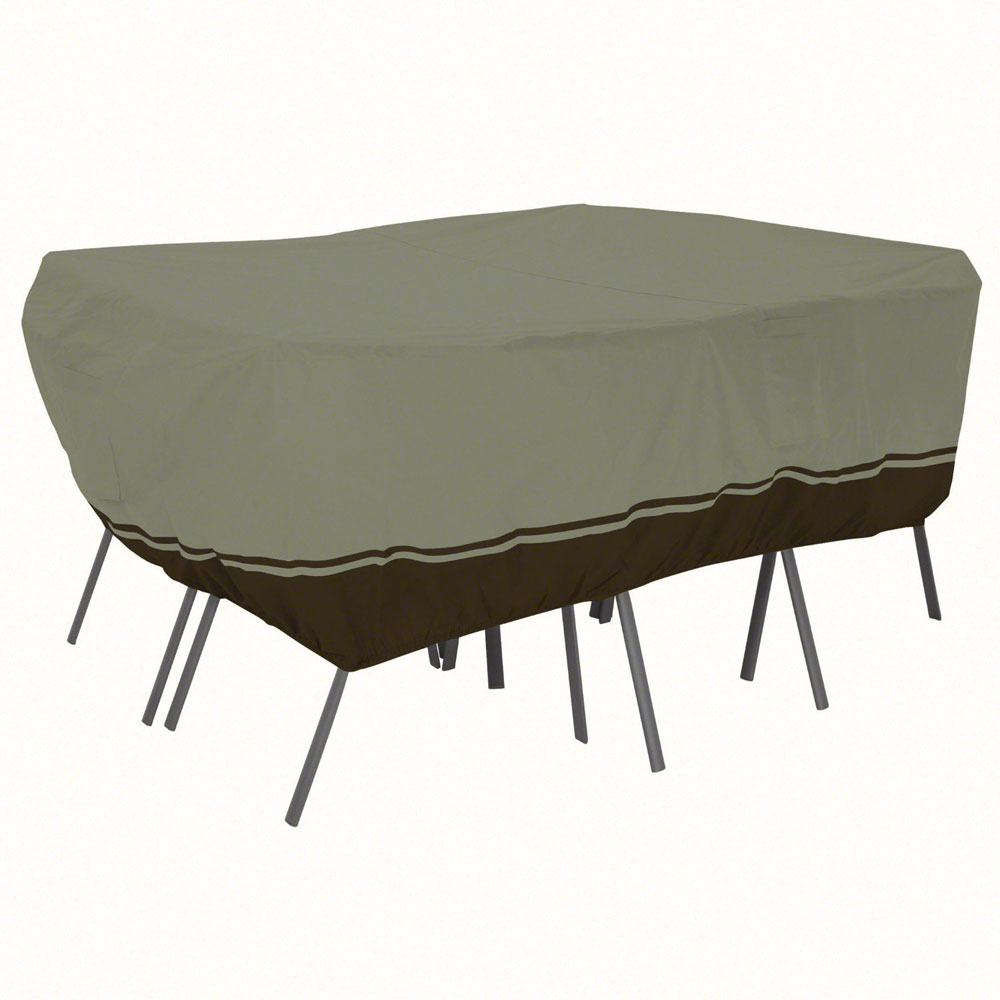 Backyard Furniture Covers : Patio Table and Chairs Cover in Patio Furniture Covers