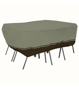 Patio Table and Chairs Cover Image