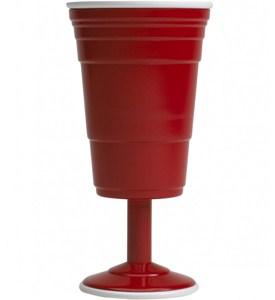 Red Party Cup - Wine Cup Image