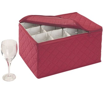 Holiday Stemware Chest Image