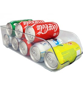 Refrigerator Soda Can Holder Image