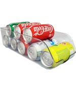 Refrigerator Soda Can Holder
