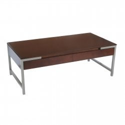 Bay Shore Coffee Table with Dual Drawers Image