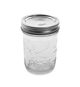 Ball Canning Jars - Half Pint (Set of 12) Image