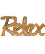 Relax Mango Wood Decor by Imax