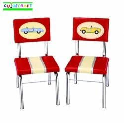 Retro Racers Extra Chairs Set of 2 By Guidecraft Image
