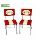 Retro Racers Extra Chairs Set of 2 By Guidecraft