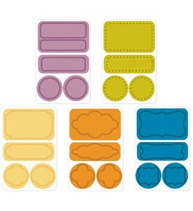 Reusable Labels (Set of 160) Image