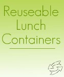 Reusable Lunch Containers