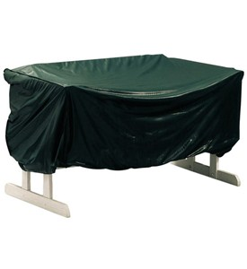 Reversible Vinyl Patio Glider Cover Image