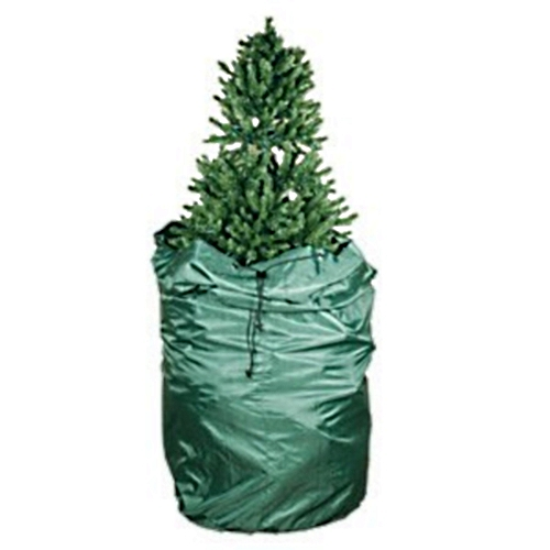 Artificial Christmas Tree Storage Bag - Green in Home ...