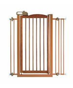 Richell Tall One-Touch Pet Gate