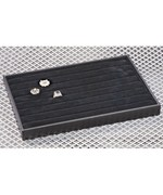 Ring Tray - Black Velvet
