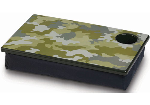 Bean Bag Lap Desk Camouflage In Lap Desks