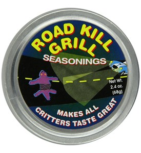 Road Kill Grill Seasoning Image