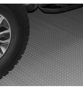 Roll Out Garage Flooring - Diamond Deck Image