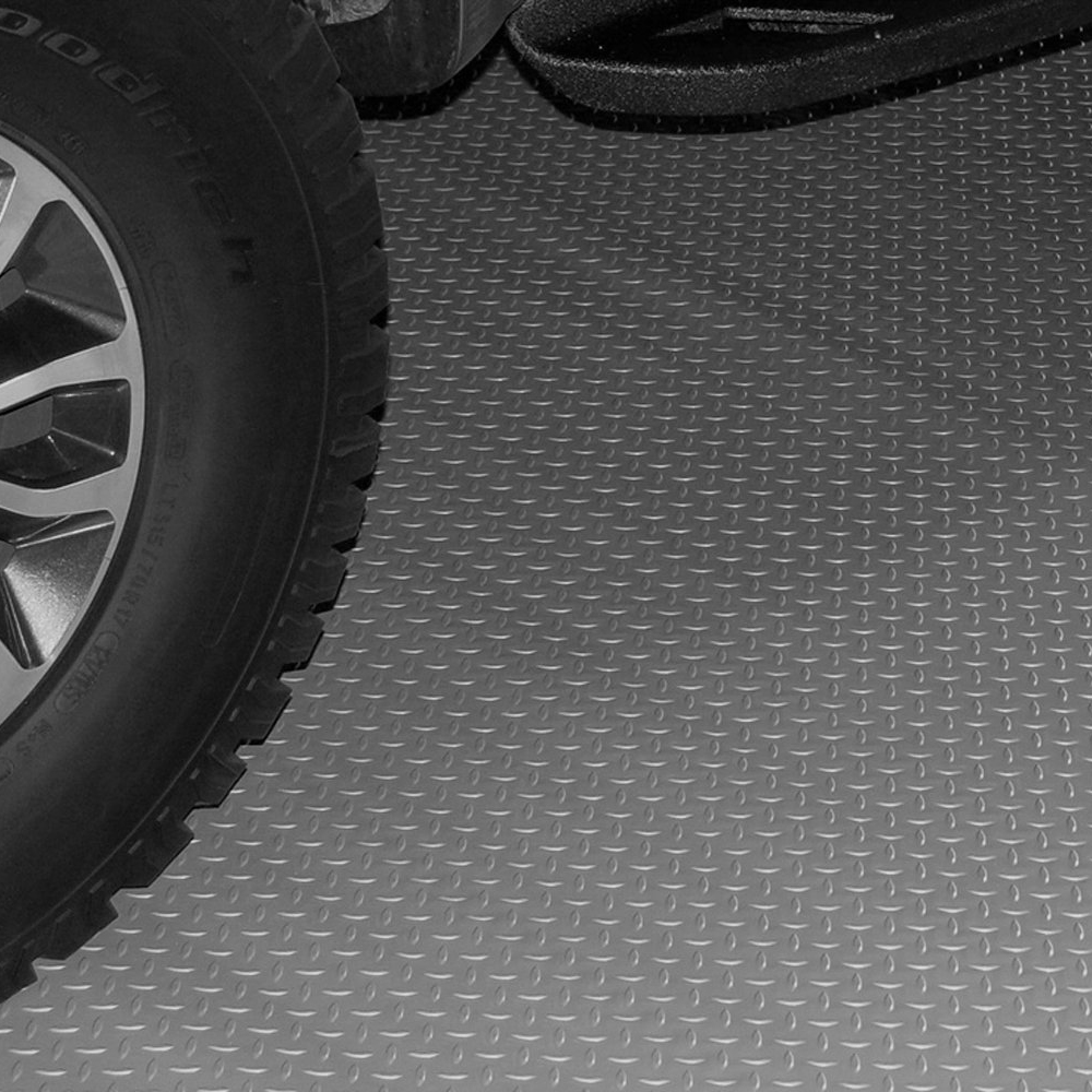 Roll Out Garage Flooring   Diamond Deck Price: $69.99