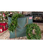 Rolling Storage Bag - Green