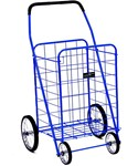 Rolling Shopping Cart - Jumbo