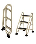 Rolling Step Ladder-3 Step