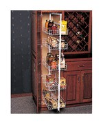 Pantry Roll Out Storage System